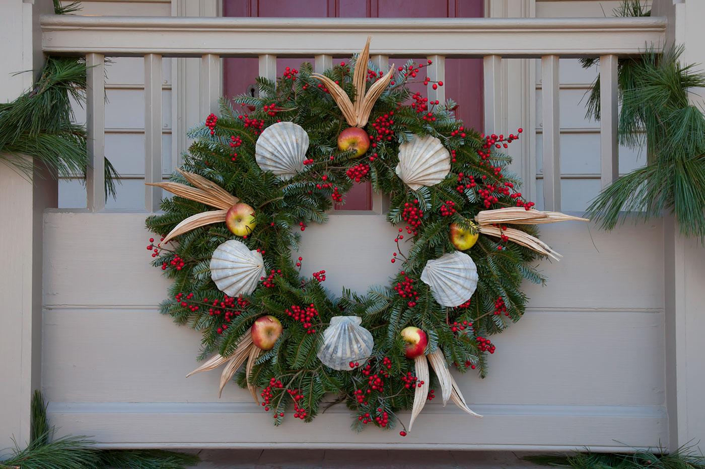 Colonial Williamsburg Holiday Wreaths Janice Hathaway