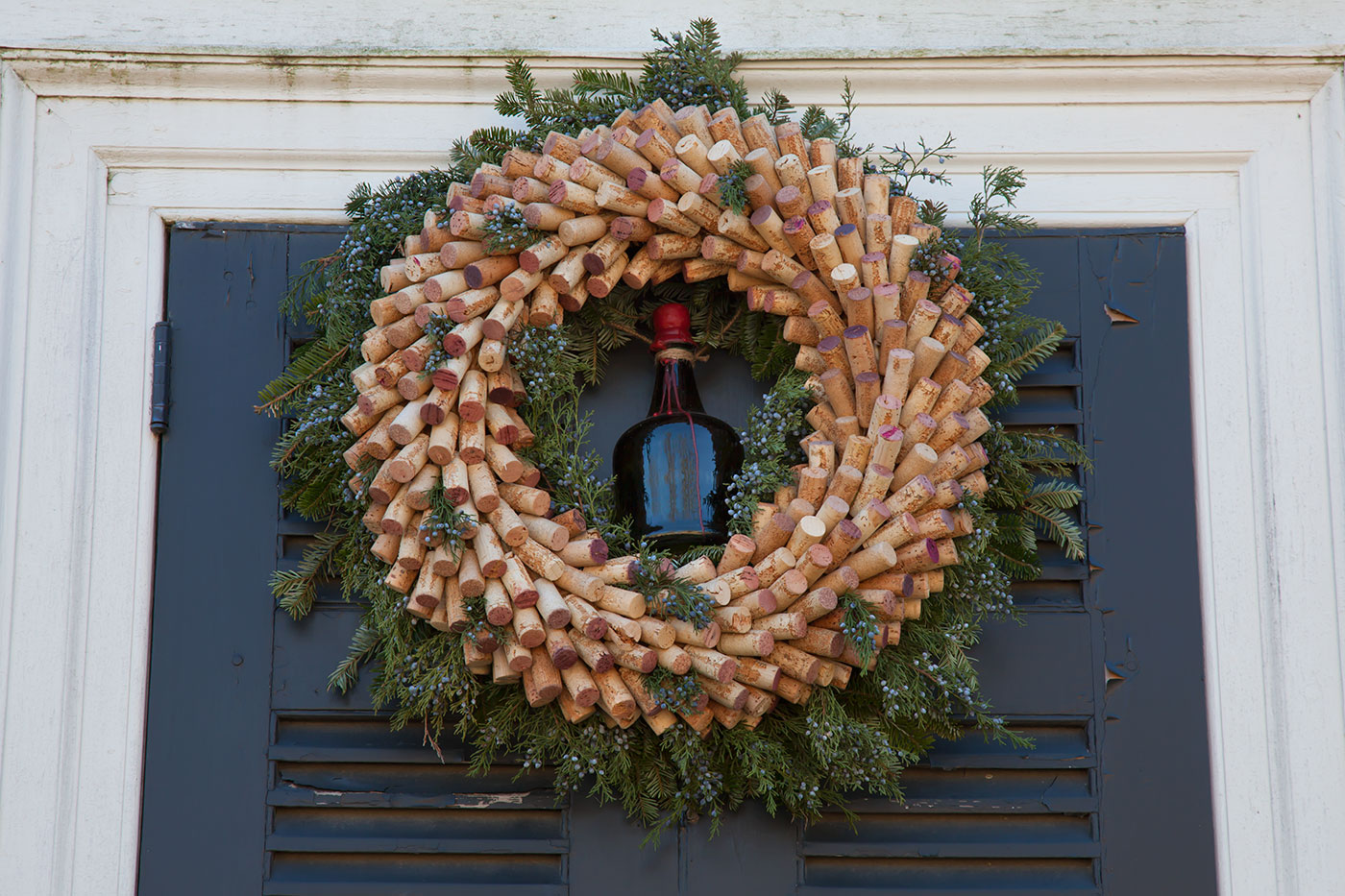 Colonial Williamsburg Holiday Wreaths